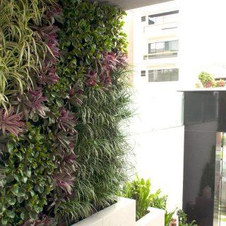Jardines verticales gania for Florida v jardines